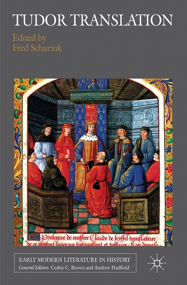 Tudor Translation (Early Modern Literature in History) free download