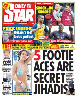 DAILY STAR - 26 Monday, January 2015 free download