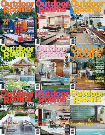 Outdoor Rooms Magazine 2013-2014 Full Collection free download