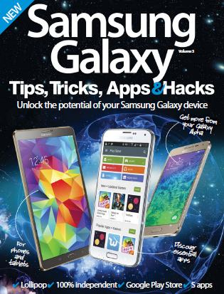 Samsung Galaxy Tips, Tricks, Apps & Hacks Volume 3 2015 free download