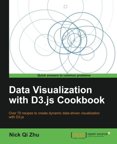 Data Visualization with D3.js Cookbook free download