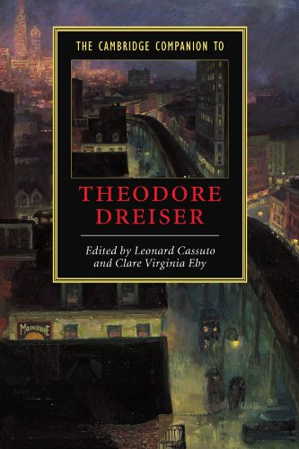 The Cambridge Companion to Theodore Dreiser free download