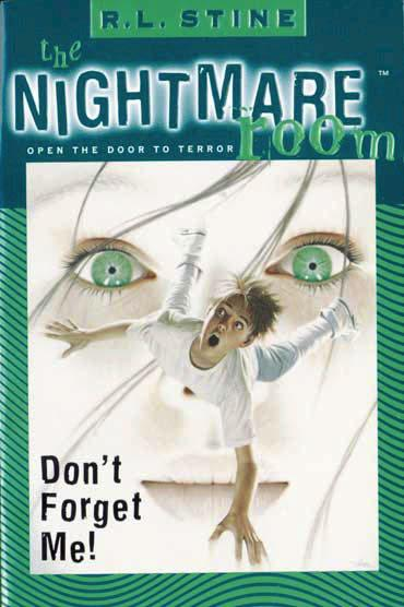 Don't Forget Me! (The Nightmare Room, Book 1) free download
