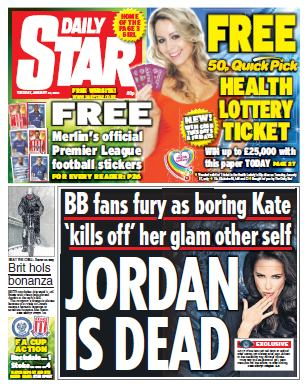 DAILY STAR - 27 Tuesday, January 2015 free download