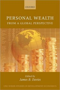 Personal Wealth from a Global Perspective (Wider Studies in Development Economics) free download