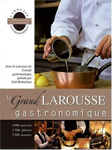 Le Grand Larousse gastronomique free download