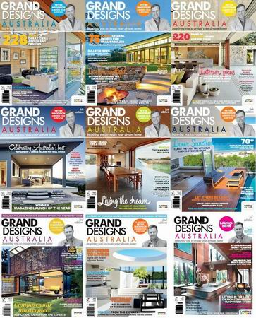 Grand Designs Australia Magazine 2013-2014 Full Collection free download