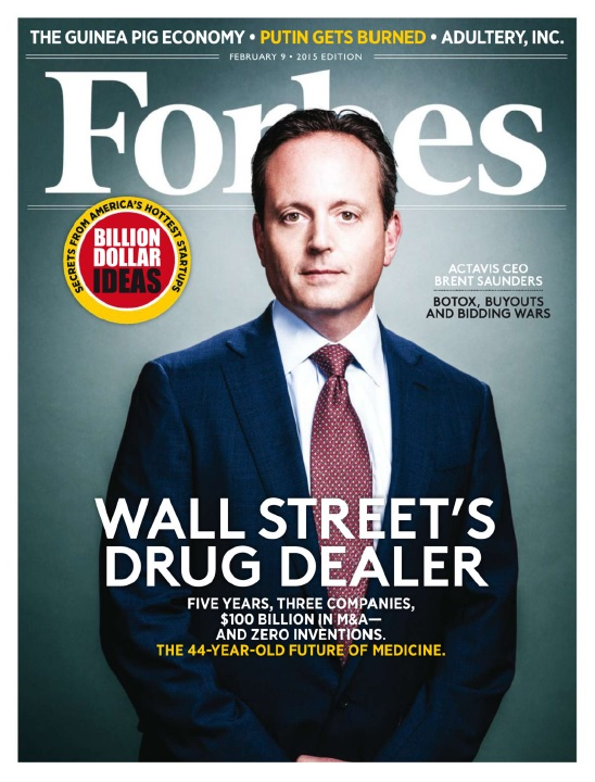 Forbes USA - 9 February 2015 free download