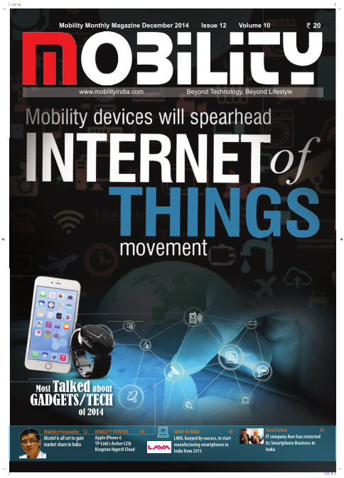 Mobility India - December 2014 free download