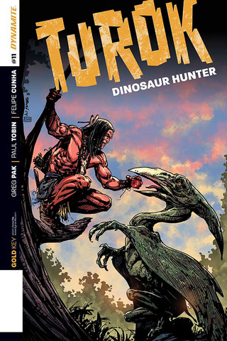 Turok - Dinosaur Hunter 011 (2015) free download