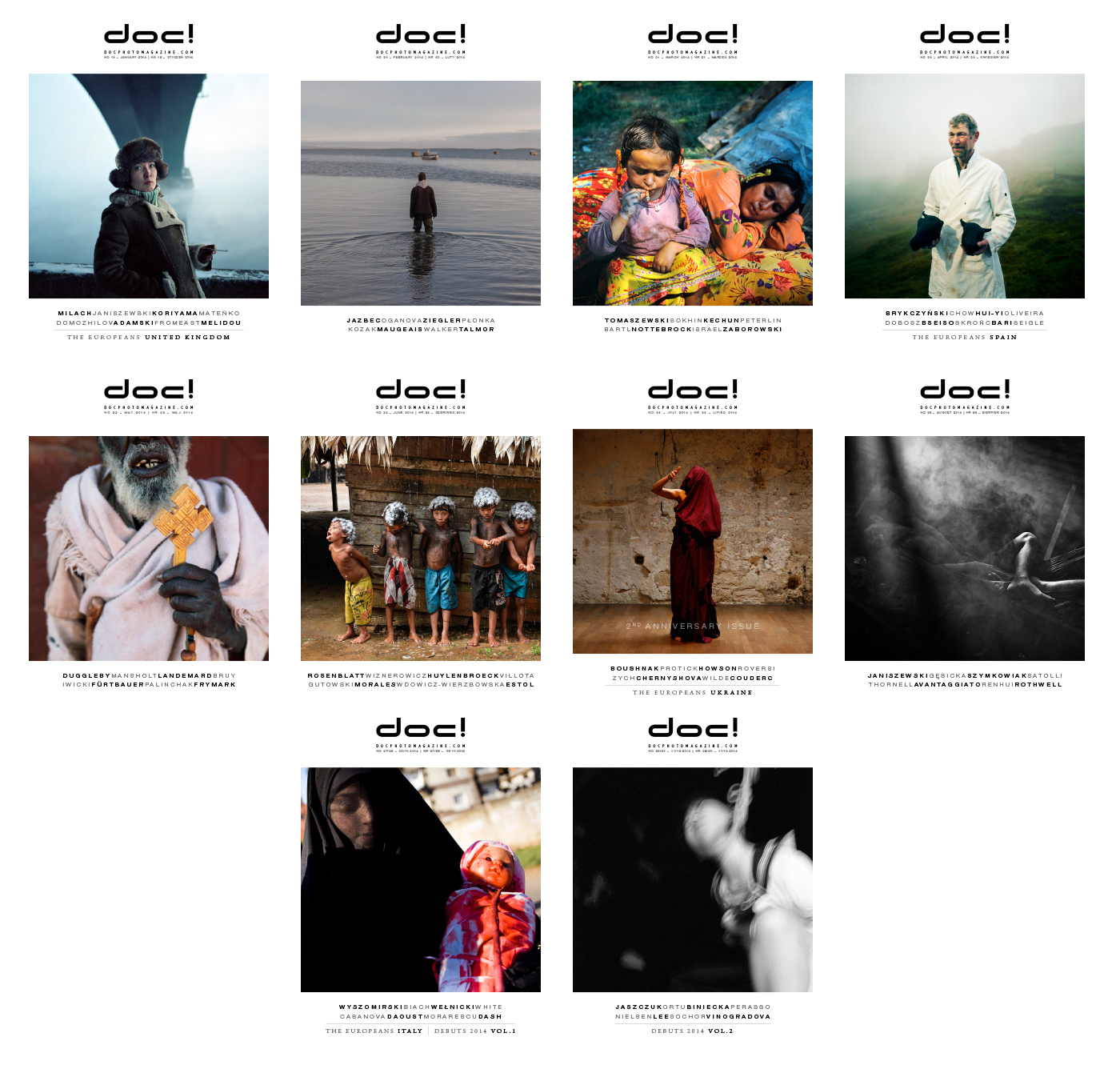 doc! photo 2014 Full Year Collection download dree