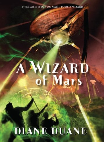 A Wizard of Mars: The Ninth Book in the Young Wizards Series free download