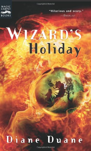 Wizard's Holiday: The Seventh Book in the Young Wizards Series free download