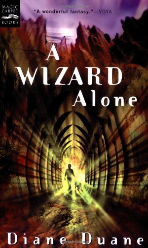 A Wizard Alone: The Sixth Book in the Young Wizards Series free download