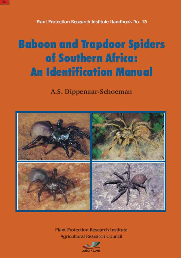 Baboon And Trapdoor Spiders Southern Africa free download