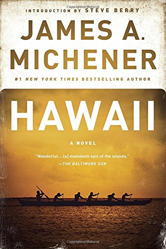 Hawaii by James A. Michener free download