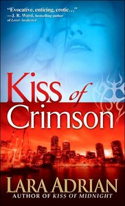Kiss of Crimson (The Midnight Breed, Book 2) free download