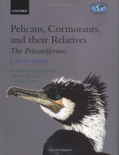 Pelicans, Cormorants, and Their Relatives: The Pelecaniformes free download