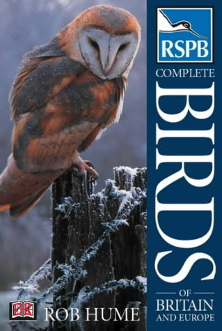 RSPB Complete Birds of Britain and Europe by Rob Hume free download