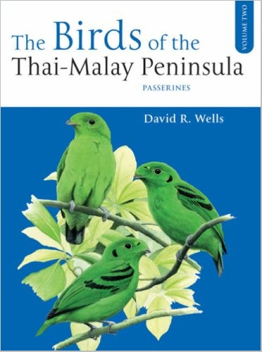 The Birds Of The Thai Malay Peninsula, Volume Two free download