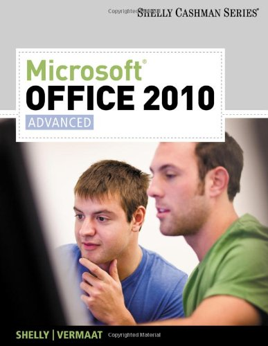 Microsoft Office 2010: Advanced free download
