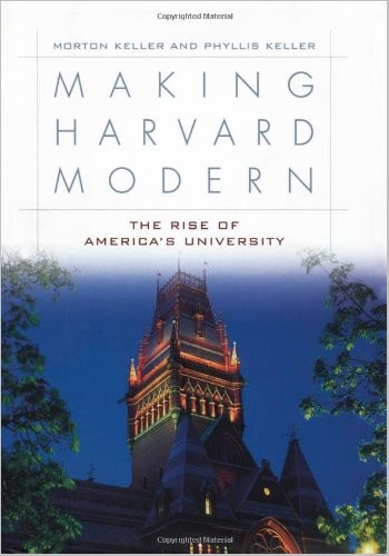 Making Harvard Modern: The Rise of America's University free download