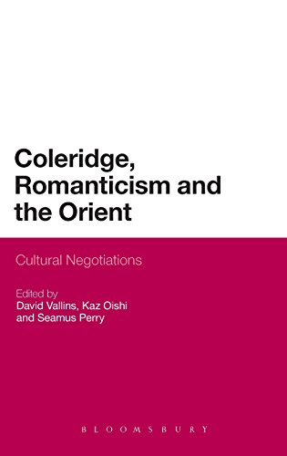 Coleridge, Romanticism and the Orient: Cultural Negotiations free download