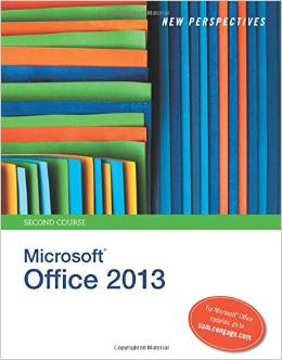 New Perspectives on Microsoft Office 2013, Second Course free download