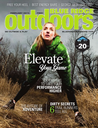 Blue Ridge Outdoors - February 2015 free download
