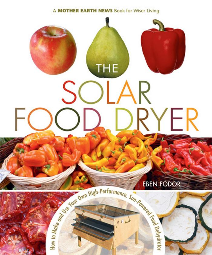 The Solar Food Dryer free download