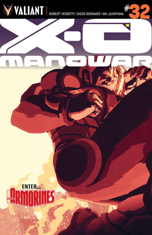 X-O Manowar 032 (2015) free download