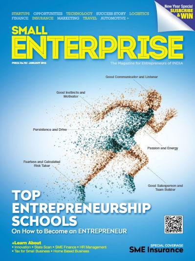 Small Enterprise Magazine January 2015 free download