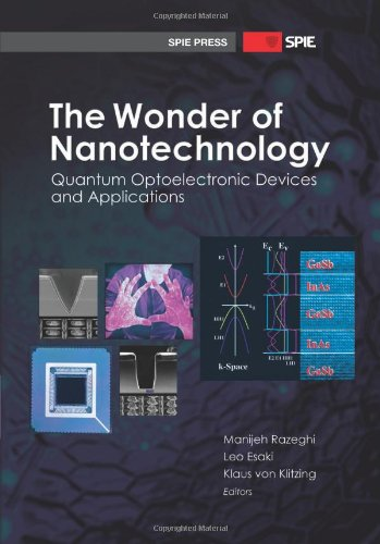 The Wonder of Nanotechnology: Quantum Optoelectronic Devices and Applications free download