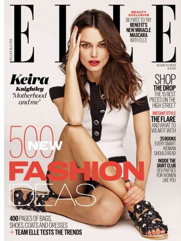 Elle UK - March 2015 free download