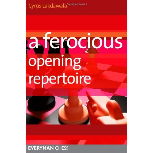 A Ferocious Opening Repertoire (Everyman Chess) free download