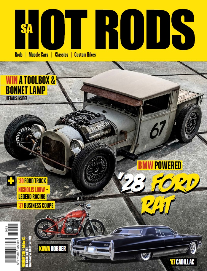 SA Hot Rods - February 2015 free download