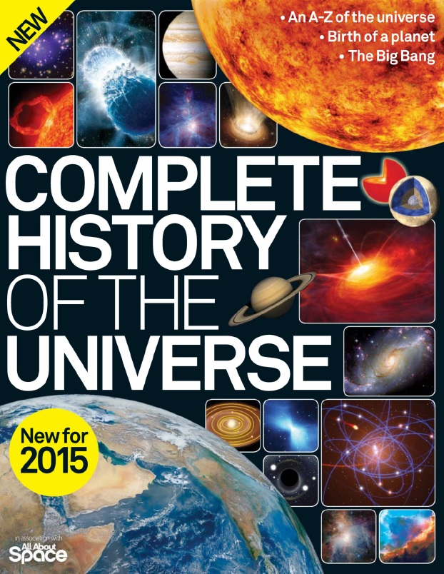 Complete History of the Universe - Vol.1, 2015 free download