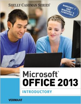 Microsoft Office 2013: Introductory free download