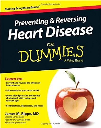 Preventing and Reversing Heart Disease For Dummies, 3rd edition free download