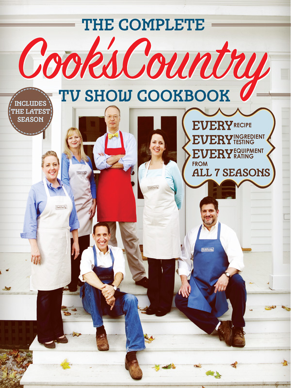 The Complete Cook's Country TV Show Cookbook free download