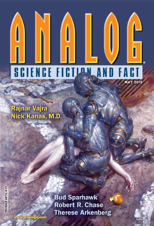 Analog Science Fiction and Fact - May 2015 free download