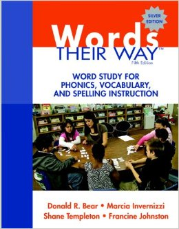 Words Their Way: Word Study for Phonics, Vocabulary, and Spelling Instruction (5th Edition) free download