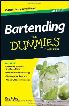 Bartending For Dummies, 5th Edition free download