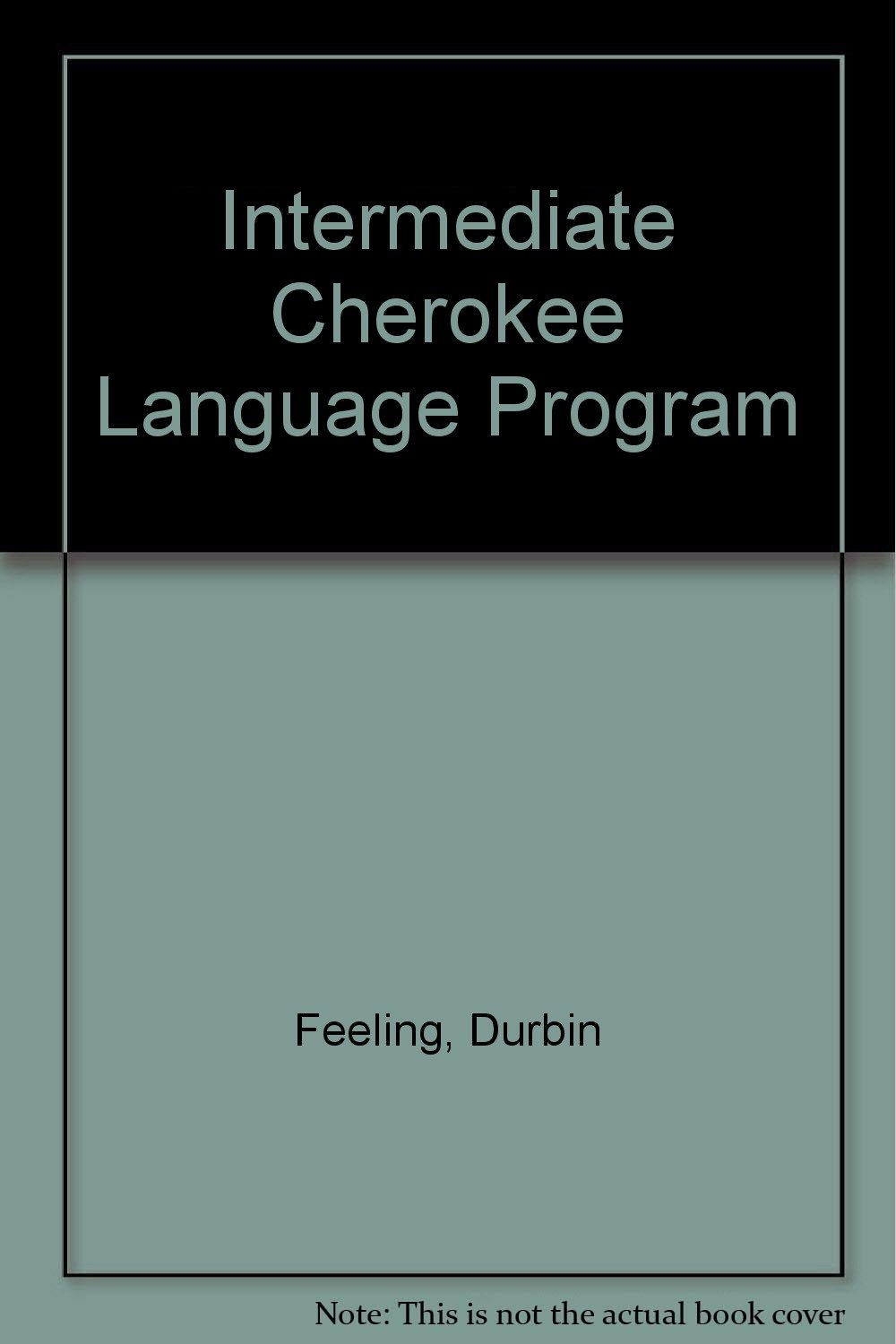 Intermediate Cherokee Language Program free download