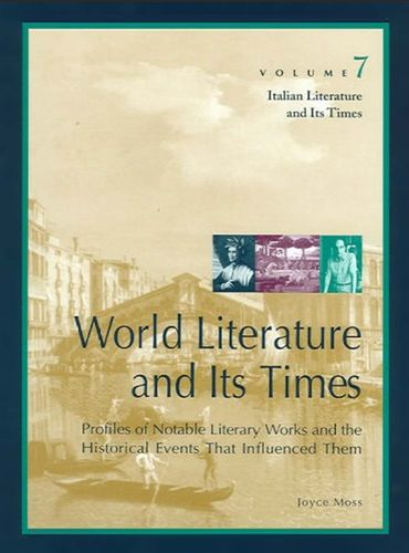 Italian Literature and Its Times free download