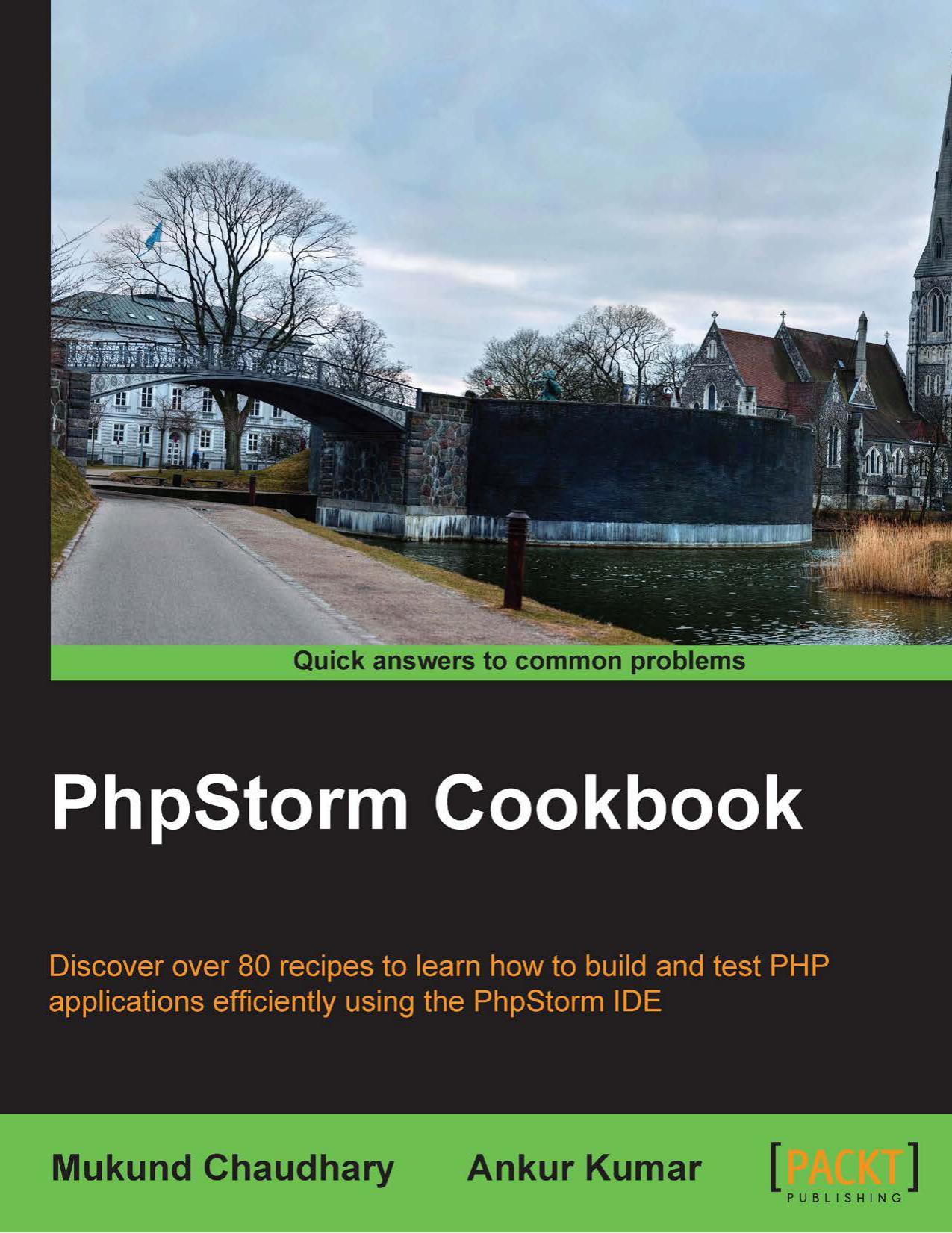 PhpStorm Cookbook free download