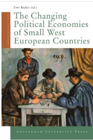 The Changing Political Economies of Small West European Countries free download