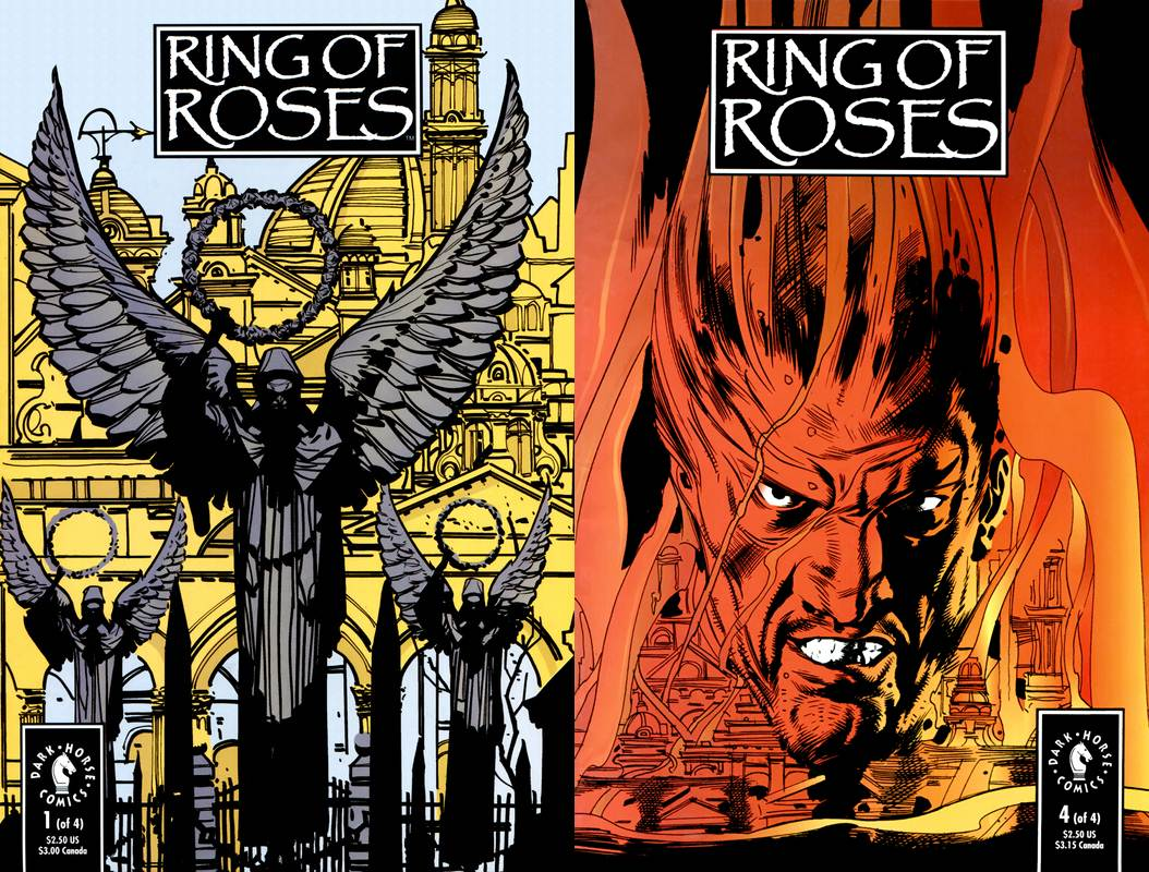 Ring of Roses #1-4 (1992-1993) Complete free download