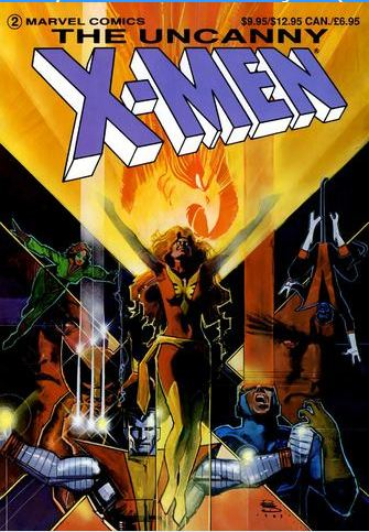 Uncanny X-Men - The Dark Phoenix Saga TPB (1984) (Repost) free download