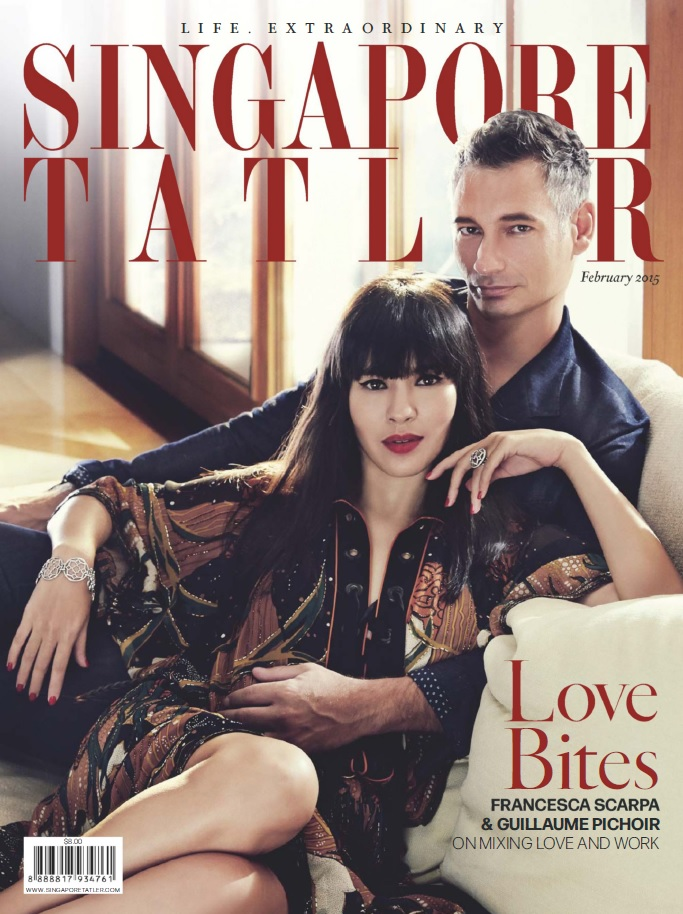 Singapore Tatler - February 2015 free download